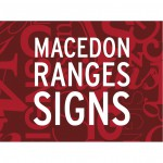 Macedon Ranges Signs